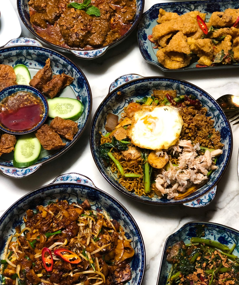 Ho Jiak Is A Top Malaysian Restaurant