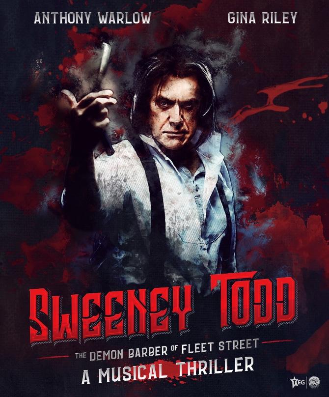 SWEENEY TODD: THE DEMON BARBER OF FLEETSTREET